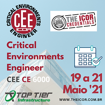 Critical Environments Engineer (CEE) 190