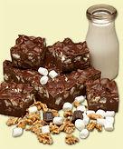 Fudge pic choc walnuts cream jug.jpg