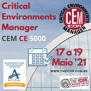 Critical Environments Manager (CEM) 1705