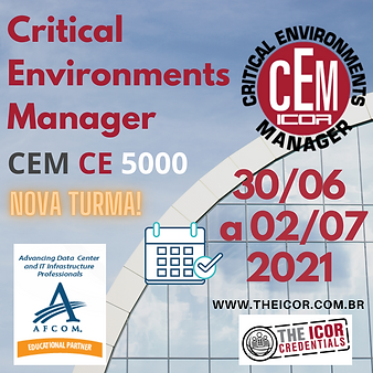 Critical Environments Manager (CEM) 3006