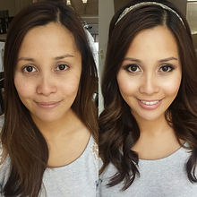 orange county makeup artist, orange county wedding makeup