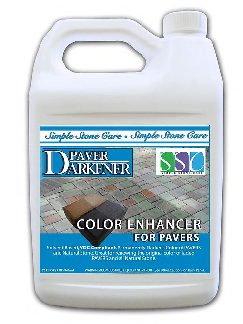 Paver Darkener - Quart