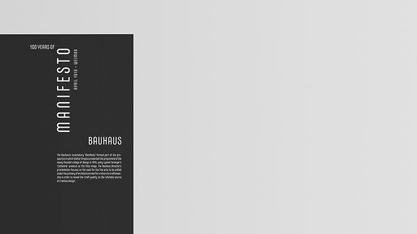 Adobe Hidden Treasures Bauhaus