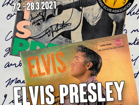 Pato Klubin helmi-maaliskuu: Elvis Presley- Mies ja myytti