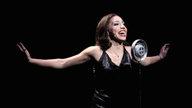 Sally Bowles in Cabaret