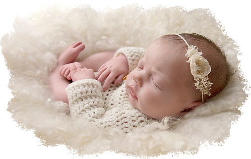 baby neutral newborn photo