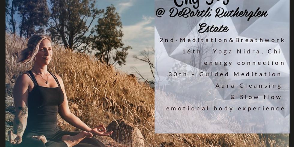 This month @ DeBortli Rutherglen Estate 30th
