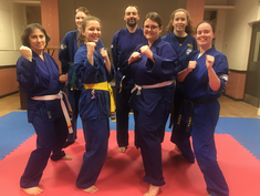 Adult Kenpo Karate Classes Gloucester