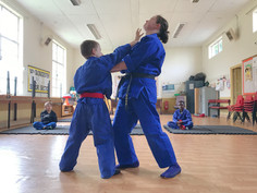 Private Lessons Kenbu Dojo
