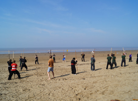 Budo on the Beach 3 - Another great success!