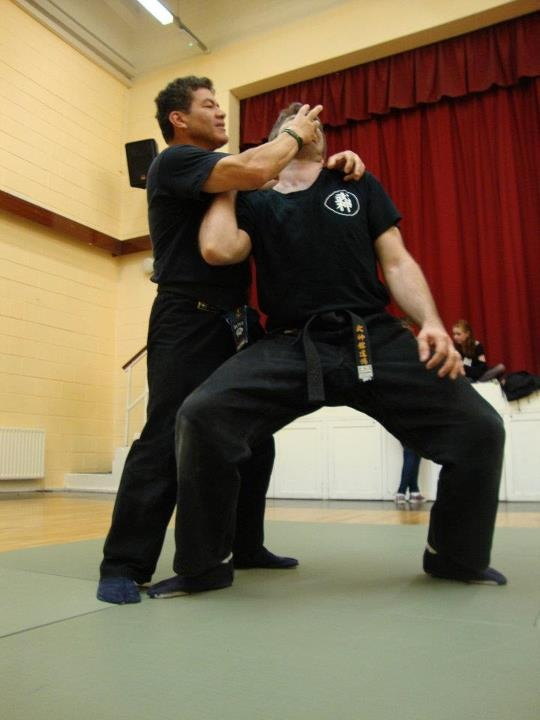 irish bujinkan instructor Marc Moor.JPG