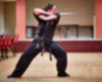 Sinead Byrne Martial Arts Teacher Glouce