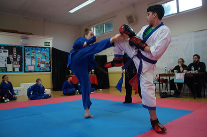 Teenage Martial Arts Gloucester