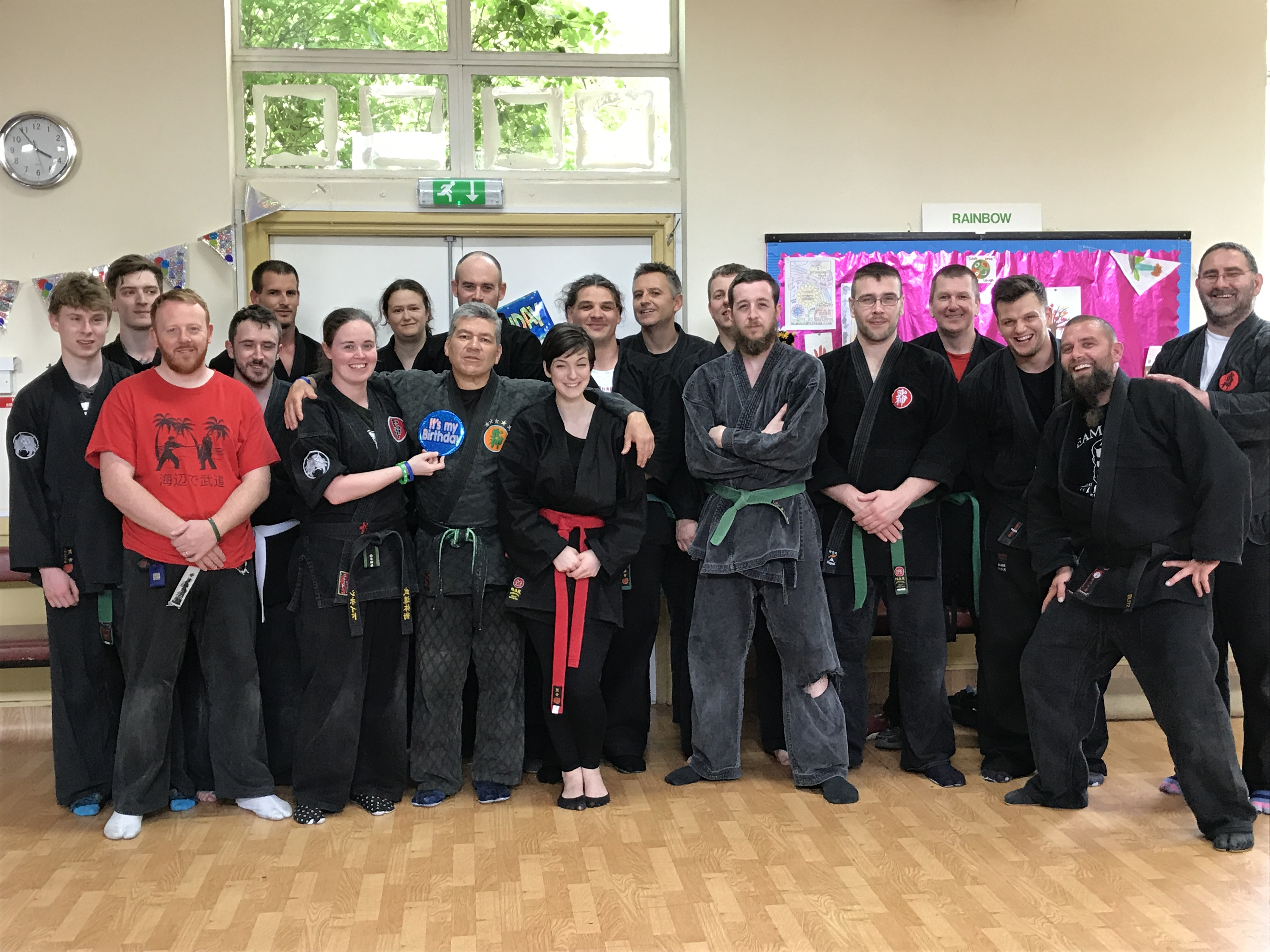 Budo Warrior Schools Explained