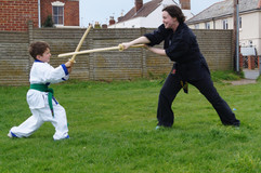 Childrens martial arts gloucester and br