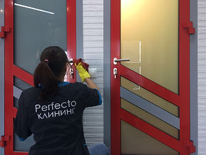 Уборка после ремонта Perfecto Клининг