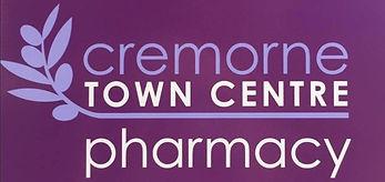 Cremorne Town Centre Pharmacy logo
