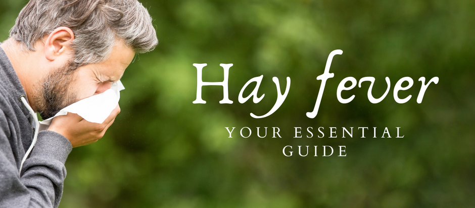 Hay fever – Your essential guide