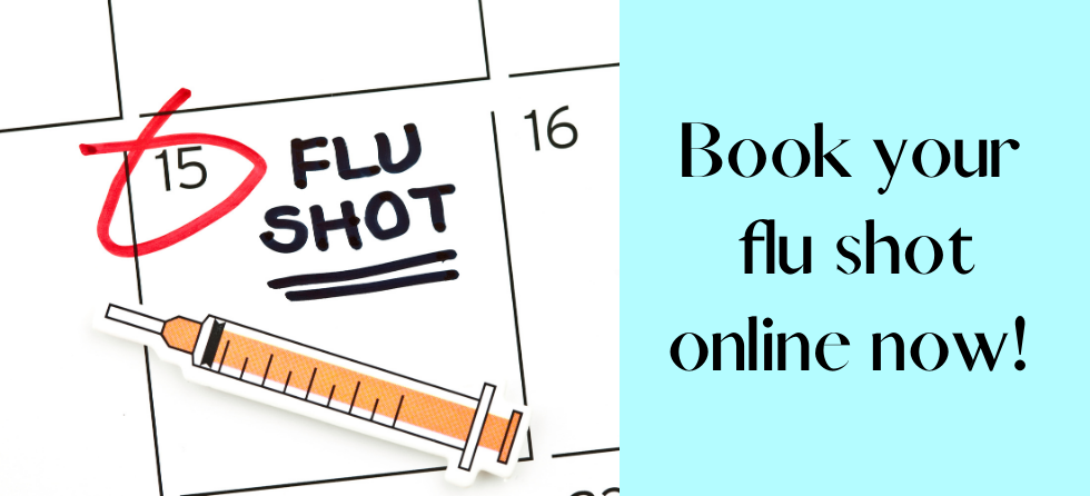 Book your flu shot online with Galston Village Pharmacy
