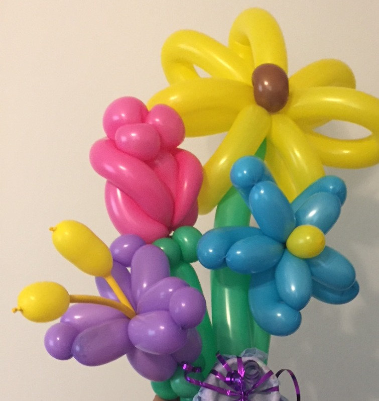 Balloon Bouquets & Delivery in Orlando