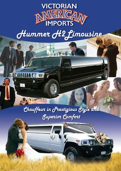 Hummer Limousine brochure