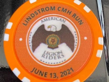 Floyd Lindstrom  Congressional Medal of Honor Run