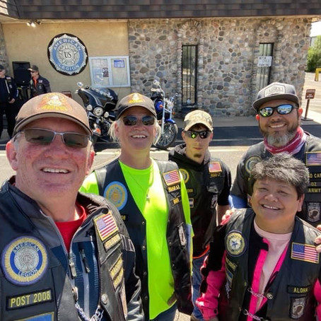 District 7 Fallen Brothers & Sisters Ride