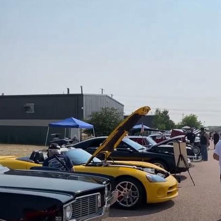 Inaugural Car Show and Military Resource Fair