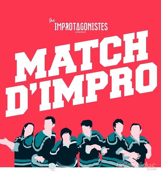 MATCH D'IMPRO