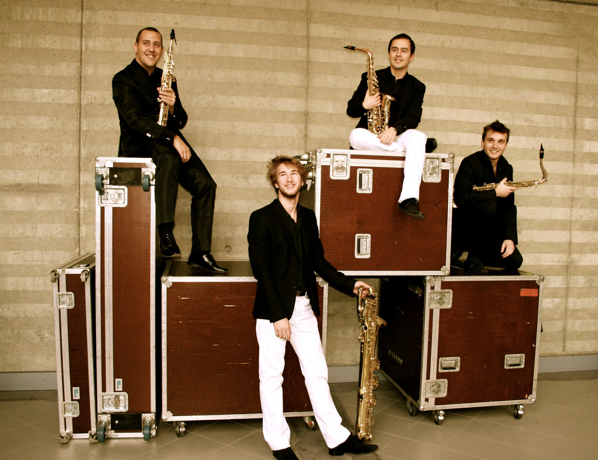 Quatuor Morphing (Francia)