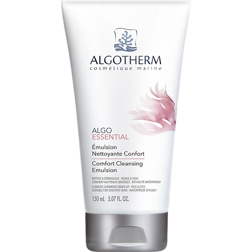 Comfort Cleansing Emulsion 舒緩卸妝潔面乳 150ml (AL_921017)