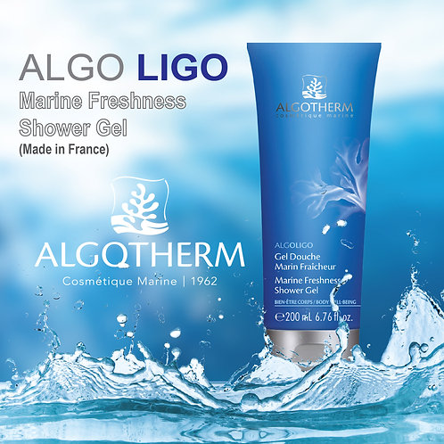 ALGO LIGO Marine Freshness Shower Gel 海洋清爽沐浴露