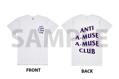 ANTI AMUSE AMUSE CLUB SHIRT