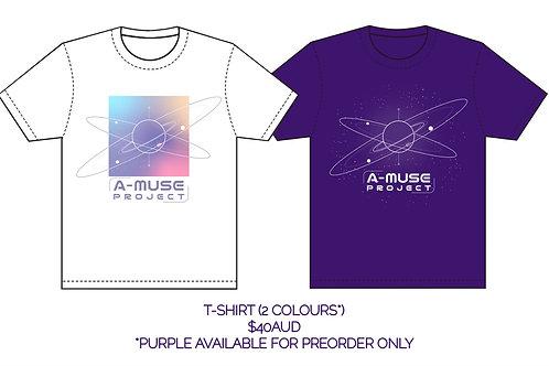 A-MUSE 2021 T-shirt
