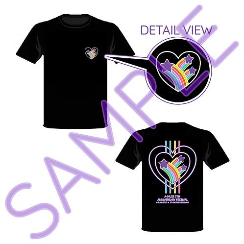 5th Anniversary Fes T-shirt