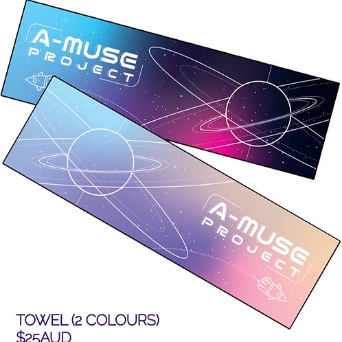 A-MUSE 2021 Towel
