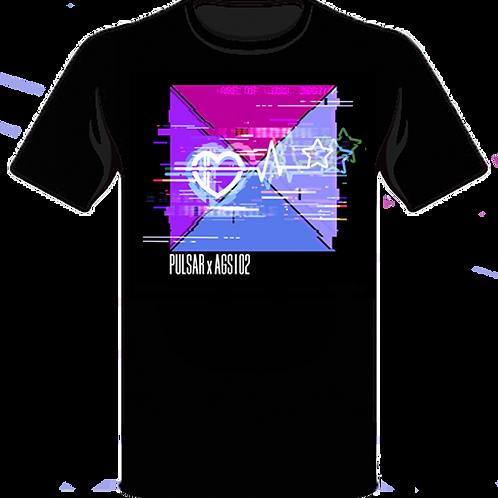 PULSAR x AGS102 Collaboration T-shirt