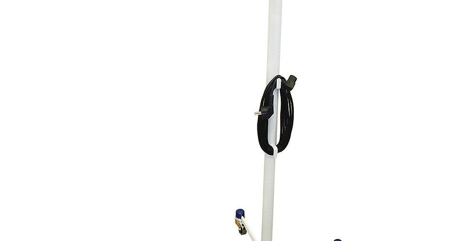 Фотолампа стойка «Аксион» для лечения желтушки