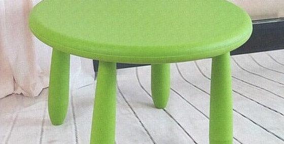 Круглый стол Mammut зеленый