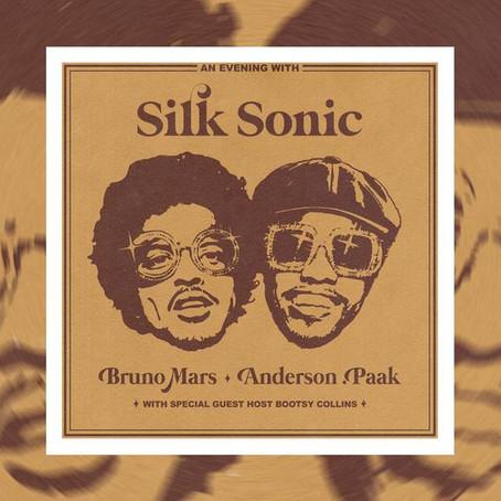 Silk Sonic The Single Leave The Door Open