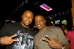 w/ Ricky Bell of New Edition /BBD