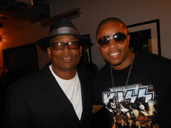 w/ producer Terry Lewis