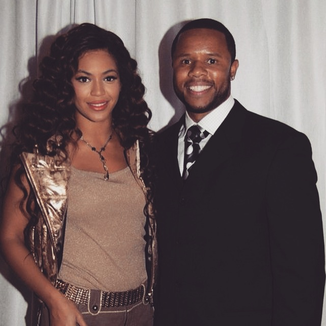 w/ Beyonce Knowles