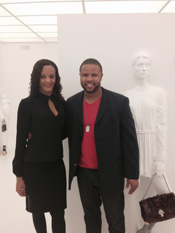 w/ CEO Terita Malone of TMJ Models