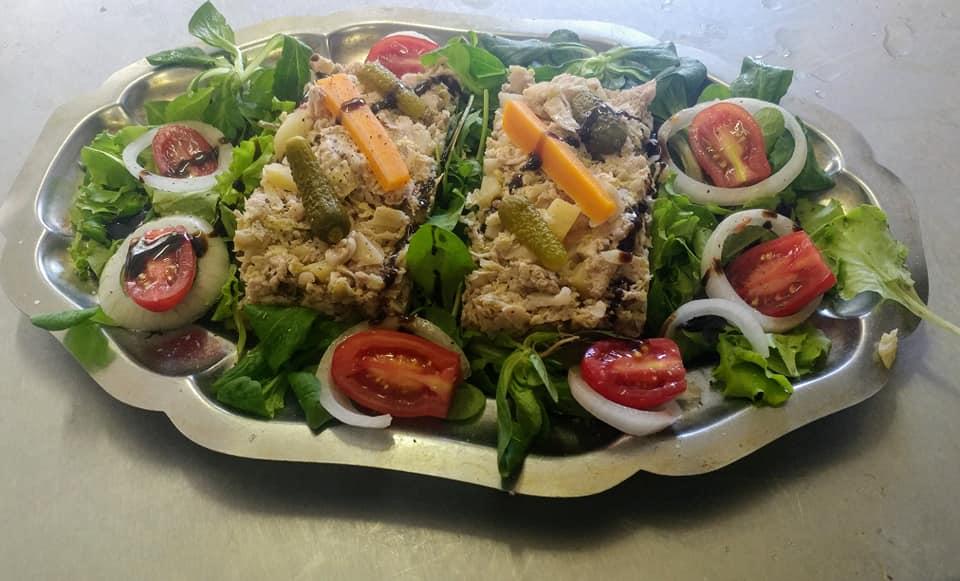 Salade de maôche