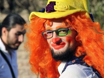 """Clown """"Eroe"""""""