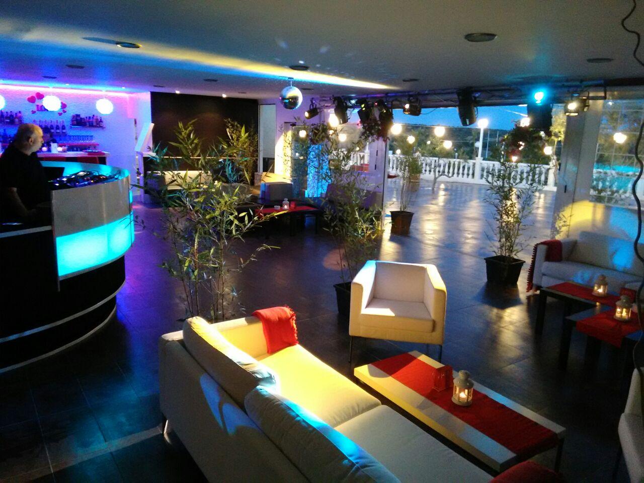 Hacienda Mityana - Eventos - Discoteca