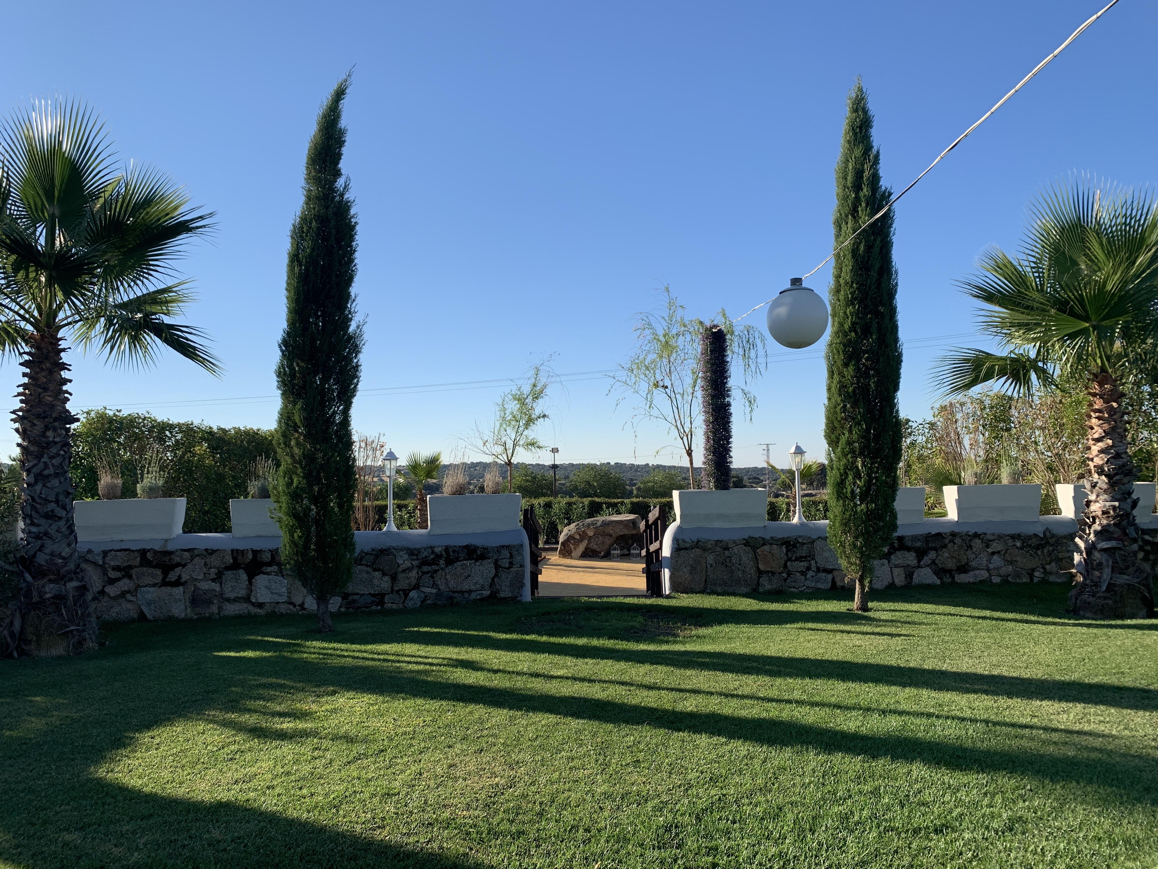 Hacienda Mityana - eventos - jardín ibicenca