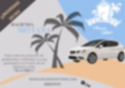 Cartel anuncio novedad coche 2019 .png