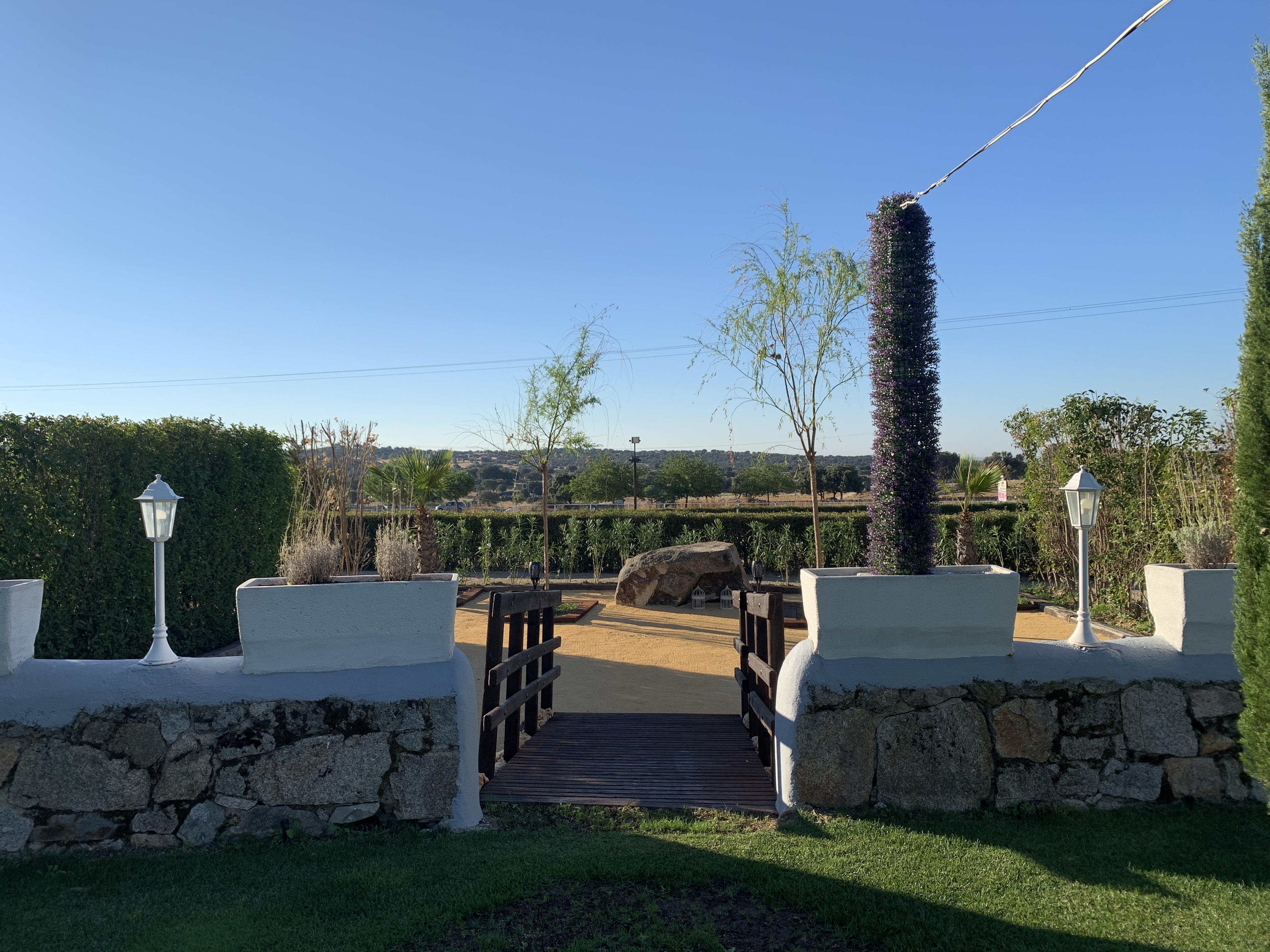 Hacienda Mityana - boda -altar